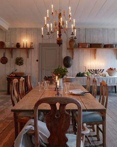 Welcome to a new episode of Billgren Wood this week . Swedish Cottage, Swedish Decor, Cottage Chic, Swedish Interiors, Cottage Interiors, Küchen Design, House Design, Scandinavian Cabin, Home Interior