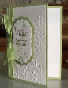 Image result for stampin up sympathy cards