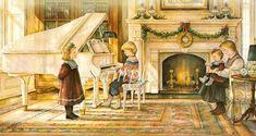 The Recital ~ by Trisha Romance