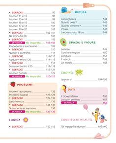 Matita e gomma 1 - Matematica 1, Journal, Education, Studio, Aurora, Anna, Queen, Halloween, Book