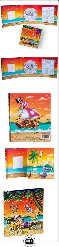 Baby Tooth Album - Tooth Fairy Island Collection - Girl by Baby Tooth Album  ✿ Regalos para recién nacidos - Bebes ✿ ▬► Ver oferta: http://comprar.io/goto/B00N9NVPOA
