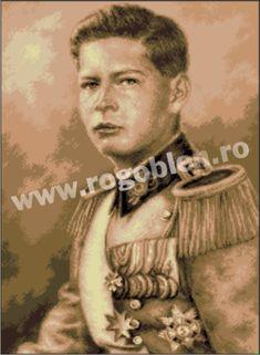 Regele Mihai (sepia) - Rogoblen Statue, Movies, Movie Posters, Home, Films, Film Poster, Cinema, Movie, Film