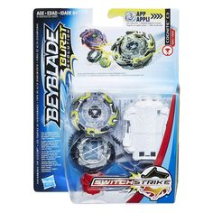 Beyblade Burst Evolution Switch Strike COGNITE Hasbro 2018 for sale online Arma Nerf, Battle Towers, Evolution, Beyblade Toys, Bear Bows, Shikamaru And Temari, Pokemon Firered, Mommy And Son, Let It Rip
