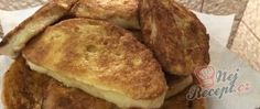 Recept Smažený knedlík ve vajíčku French Toast, Pancakes, Breakfast, Style, Morning Coffee, Swag, Pancake, Outfits, Crepes