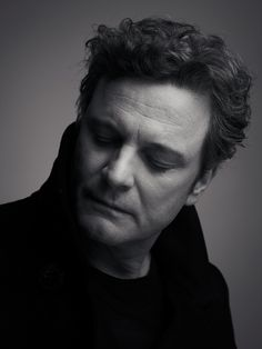 Colin Firth by Kurt Iswarienko