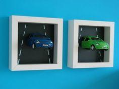 mommo design: IKEA HACKS -  fun use of RIBBA frames