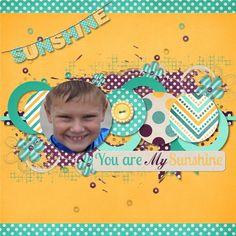 You are MY wonderful! - Scrapbook.com