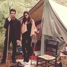 The Vampire Diaries | Hayley & Elijah