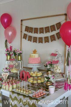 Artes e Habilidades Festas: Idéias para 1 ano - menina
