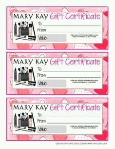 mary kay party ideas | Mary Kay Party Ideas! Great ideas for those you don't know what to buy for! Contact me at www.marykay.com/joanieparks