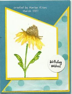 SC635 Birthday Wishes by mr33634 - Cards and Paper Crafts at Splitcoaststampers