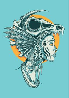 BONEYARD TRIBE on Behance