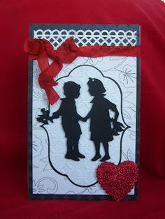 Nonna's Craft Corner: Sweethearts....