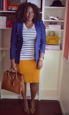 plus size fashion blogger, plus size fashion for women #navy #curvystyle #curvyfashion