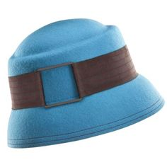Another $20 hat from Target's Albertus Swanepoel line. The color is daring.
