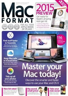 Download Mac Format UK - January 2015 Online Free - pdf, epub, mobi ebooks - Booksrfree.com
