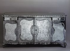 """Jacques Adnet - René Coulon - Max Ingrand - Serge Roche - """"Glass and Mirror, around 1937"""""""