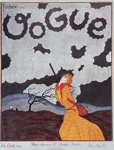 Vogue October 1924