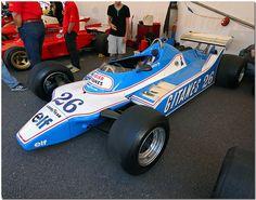 Ligier JS11/15 - Ford