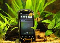 Original In Box Runbo X5 Rugged Water Dust Shock Proof Android 4.0 Smart Phone Only For $414 Free Shipping World Wide