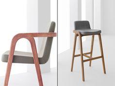 Decanter Asiento colección por DINN! para Passoni naturaleza »Retail Design Blog