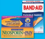 $7 in New Neosporin & Band Aid Coupons = $1.66 at Rite Aid {2/24} - http://www.livingrichwithcoupons.com/2013/02/new-7-in-new-neosporin-band-aid-coupons.html