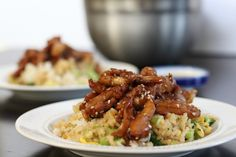 Even better than take-out and cheaper too! This easy (and fast) chicken teriyaki recipe is amazing - it is sure to be a family favorite!