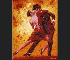 Terence Gilbert Golden Tango