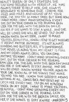 teach me how to be loved lyrics