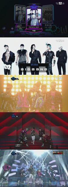 Big Bang wins #1! + Performances from March 22nd's 'M! Countdown'