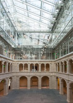 Harvard Art Museum Renzo Piano Architecture