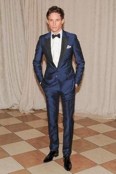 bizarre-sugar: #HQ - Eddie Redmayne attends the Costume...