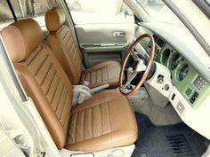 NISSAN RASHEEN TYPE S interior leather