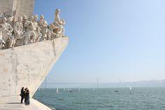 Padrão dos Descobrimentos, Belém Lisboa
