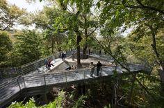 Morris Arboretum by Metcalfe Architecture & Design