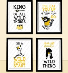 where the wild things are baby rooms - Google Search