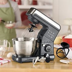 Provide you a price comparison chart, to find out the cheapest place to buy a Hamilton Beach stand mixer - Hamilton Beach stand mixers price comparison Stand Mixer Reviews, Best Stand Mixer, Stand Mixers, Small Kitchen Appliances, Kitchen Aid Mixer, Diy Kitchen, Kitchen Dining, Hamilton Beach, Price Comparison