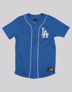 Brand New Majestic LA Dodgers Lipman Baseball Jersey Blue Size S-XL in Kleidung & Accessoires, Herrenmode, T-Shirts | eBay