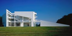 The Atheneum – Richard Meier & Partners Architects