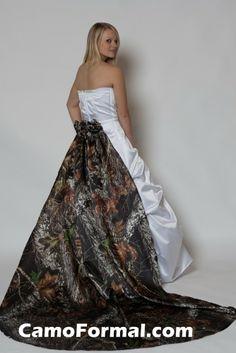 930eda4f5f175 White Camo Dresses | Camo Wedding Dresses Sangmaestro Pic #19 Camo Formal,  Camo Wedding