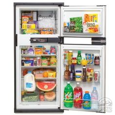 Norcold Refrigerator with Ice Machine 6.3 (57068)
