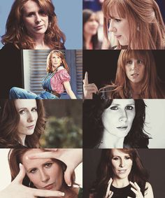 #18 If you DON'T love Catherine Tate, something's wrong. She can do comedy, drama, sci-fi,etc....
