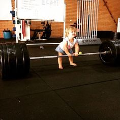 It's the #weekend! Let's do this! #AntlerPower #crossfitkids #regram @enlivencrossfit