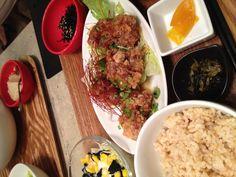 玄米食堂スマイルキッチン@赤坂