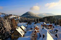 Donovaly, Slovakia, Europe | Flickr - Photo Sharing! Mount Everest, Opera House, My Photos, Europe, Explore, Mountains, Building, Nature, Travel