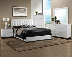 Shop for a City View Gray 5 Pc Queen Bedroom at Rooms To Go. Find ...