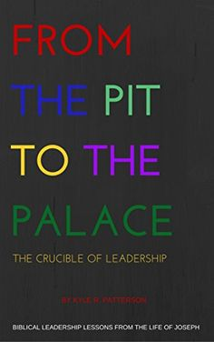 From the Pit to the Palace: The Crucible of Leadership (Biblical Leadership Book 2) by Kyle Patterson http://smile.amazon.com/dp/B017PXXZZG/ref=cm_sw_r_pi_dp_7U8rwb01V2NZ9 - As believers and leaders how are we to manage and lead in the context God has placed us? We need the wisdom of God and the encouragement of the Scriptures. We need to learn from the lives of those who have gone before us. From the Pit to the Palace unpacks the truth of the Scripture and gives us clear and powerful…