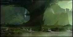 ArtStation - Tree, Hernan Flores
