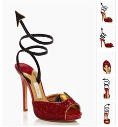 These shoes!!! Fun. Love them!