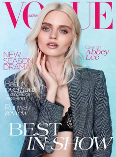 VOGUE AUSTRALIA AUGUST 2012  Abbey Lee Kershaw by Nicole Bentley